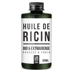 Bouteille huile de ricin bio